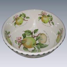 Portmeirion Apple Harvest Pomona Extra Large Salad or Mixing Bowl