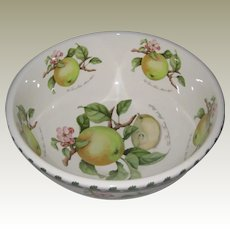 Portmeirion Apple Harvest Pomona Extra Large Salad or Mixing Bowl