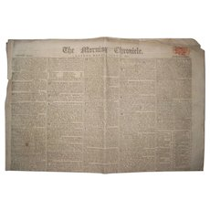 Morning Chronicle - London, Monday, July 21, 1817 - Newspaper