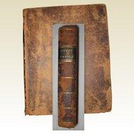 Life of Christ by Rev. John Fleetwood - 1826 Edition
