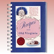 Recipes from Old Virginia - by The Virginia Federation of Home Demonstration Clubs
