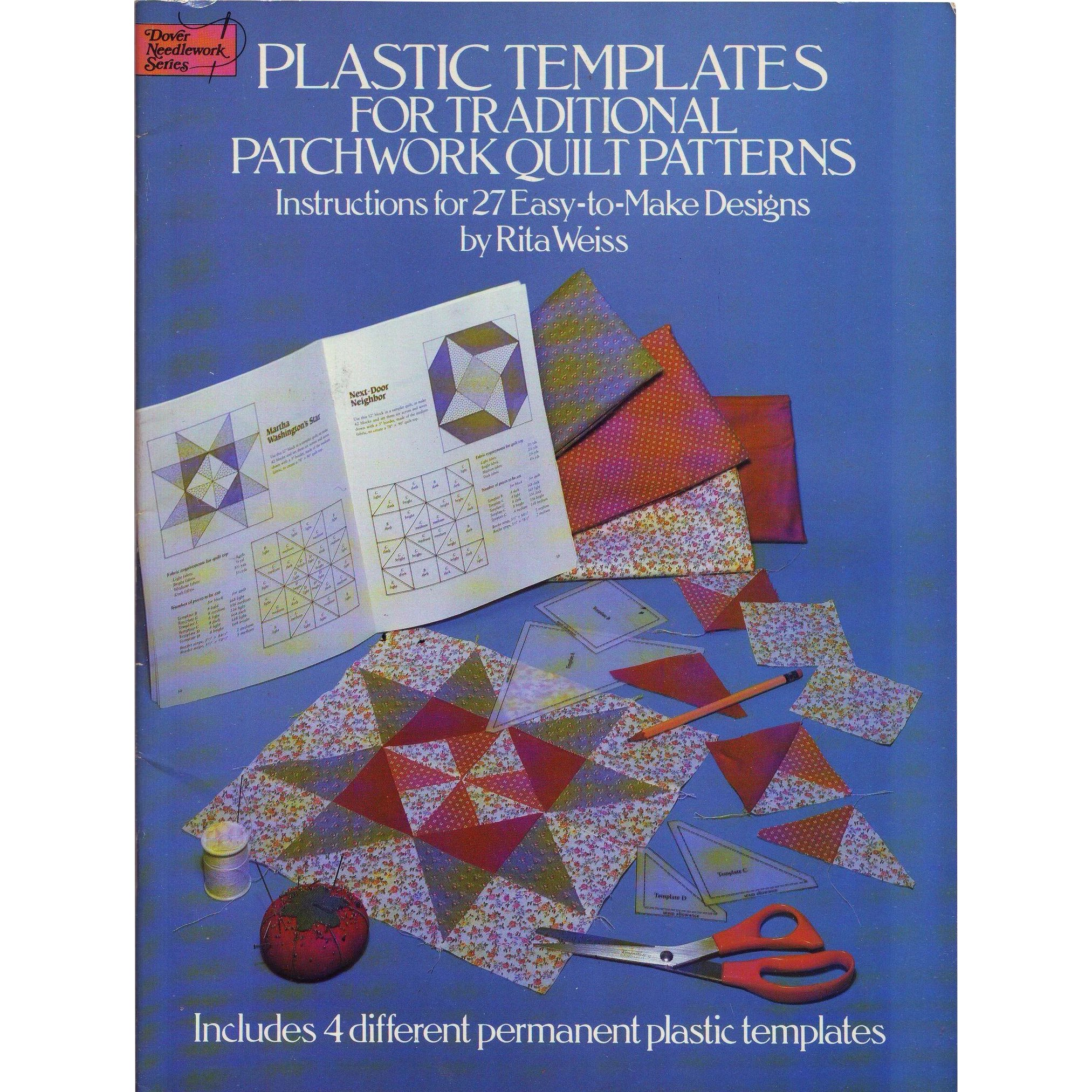 Traditional Patchwork Quilt Patterns 27 Easy To Make Designs With