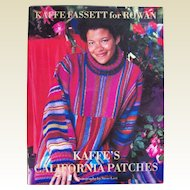 Kaffe Fassett for Rowan Yarns - Kaffe's California Patches