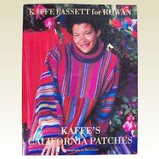 Kaffe Fassett for Rowan Yarns - Kaffe's California Patches