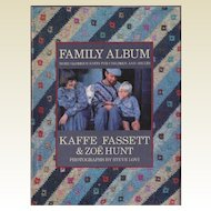 Kaffe Fassett Family Album - More Glorious Knits for Children and Adults