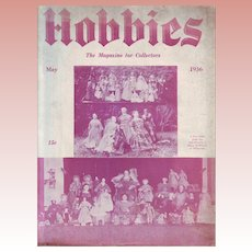 Hobbies - The Magazine for Collectors, May 1936