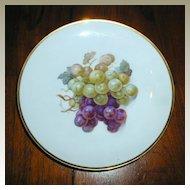 Eschenbach Bavaria - Germany Grape Plate