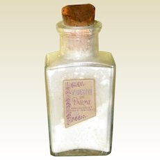 Roger & Gallet Violette de Parme Powder Perfume Bottle
