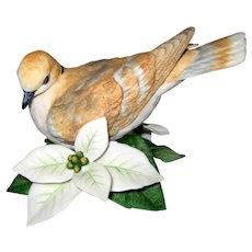Lenox Garden Birds Figurine - Turtle Dove