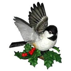 Lenox Garden Birds Figurine - Chickadee