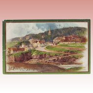 St.Patrick's Day Postcard - Dunmore Co., Waterford