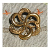 Lover's Knot Watch Pin