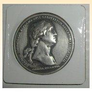 Washington Before Boston Bicentennial Medal