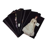 """A Collection of 16 4"""" x 6"""" Color Photos of Antique Dolls"""