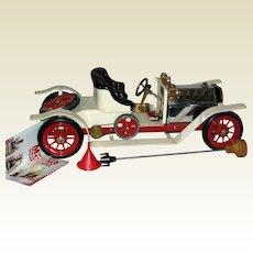 Vintage Mamod Steam Engine Roadster SA1 Car - Box, Funnel, Fuel, Instructions