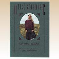 A Scottish Garland - by Alice Starmore - 1993