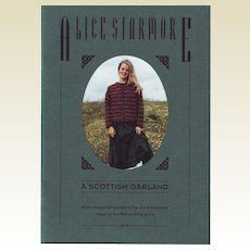 A Scottish Garland - by Alice Starmore - 1993