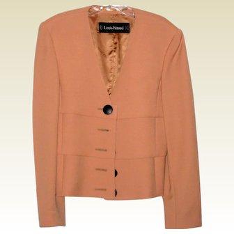 1970's Louis Feraud Designer Jacket - US Size 6
