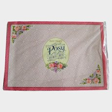 """Unopened Package of """"Past Times"""" Scented Drawer Liners - Lily, Rose and Lilac"""