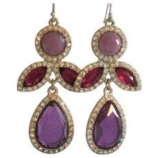 Bollywood Inspired Drop Earrings