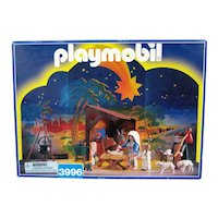 Playmobil 3996 Nativity Set with Manger Scene and Figures