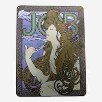 Serigraph Poster Print - Alphonse Mucha - Job