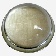 Domed Magnifying Glass Paperweight