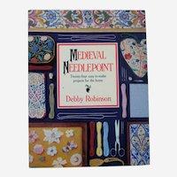 Medieval Needlepoint by Debby Robinson