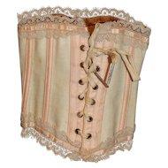 Antique Doll Corset in Original Box