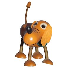 "7"" Fun-E-Flex ""Pluto The Pup"""