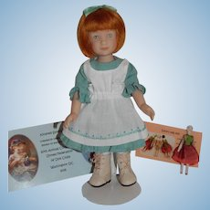 """67th Annual Convention Doll, """"Kindred Spirits Emily"""""""