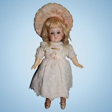 """RARE Antique 10"""" AM #700 Character Child"""