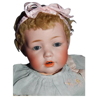 "13"" Kestner # 237 ""Hilda"" Toddler"