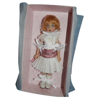 "UFDC Convention Doll for 2017, ""Ma Petite"" by Helen Kish for Kish & Company"