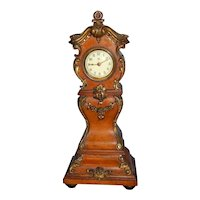 "11"" Miniature Antique Grandfather Clock"