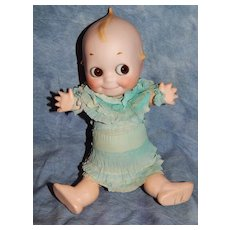 """12"""" RARE Kestner Kewpie Toddler, MIB"""