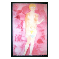Giuliano Nucci (1930 - 1992) * Nude *