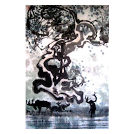 LI ZHONG-XIANG - 'In remembrance of a Forest'