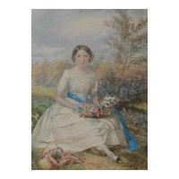 Thomas Wageman (1787-1863) Listed Artist