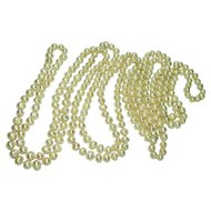 102 in Opera Length Cultured Pearl Necklace