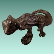 Hoyt Metal Company Lizard Paper Weight