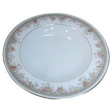 Noritake Ireland Morning Jewel Wide Rim Soup Bowl