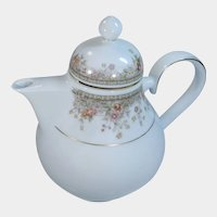 Noritake Ireland Morning Jewel Teapot with Lid