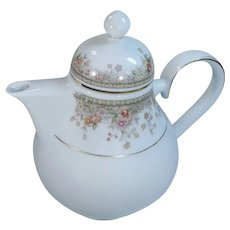 Noritake Ireland Morning Jewel Teapot with Lid
