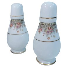 Noritake Ireland Morning Jewel Salt and Pepper Shakers