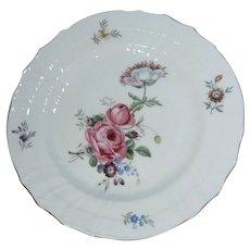 Royal Copenhagen Frijsenborg Pattern Salad/Dessert Plate 1624