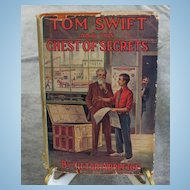 Tom Swift and His Chest of Secrets