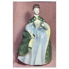 "Beautiful Royal Doulton Figurine ""Premiere"""