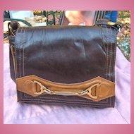 Rolego Italian Leather Purse or Hand Bag