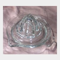 Easley's Improved Clear Glass Reamer